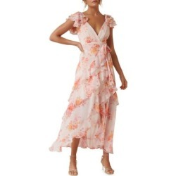 Ellery Ruffle Maxi Dress found on MODAPINS from The Bay for USD $132.30