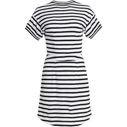Striped T-Shirt Dress found on MODAPINS from Saks Fifth Avenue for USD $295.00
