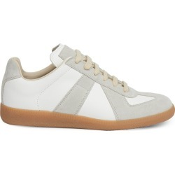 Maison Margiela Women's Replica Low-Top Sneakers - White - Size 11 found on MODAPINS from Saks Fifth Avenue for USD $495.00