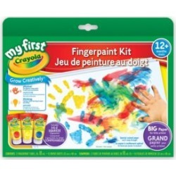 Ensemble de peinture au doigt My First found on Bargain Bro Philippines from La Baie for $10.39