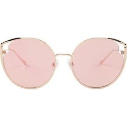 For Art's Sake Women's 58MM Cat Eye Sunglasses - Pink found on MODAPINS from Saks Fifth Avenue for USD $200.00