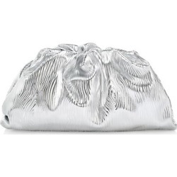 The Pouch Metallic Leather Clutch found on Bargain Bro from Saks Fifth Avenue AU for USD $2,009.53