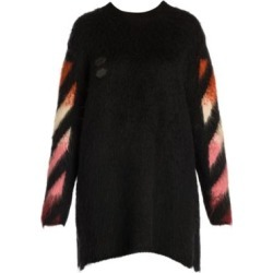 Diagonal Intarsia Mohair & Wool Sweater found on Bargain Bro Philippines from Saks Fifth Avenue AU for $1399.37