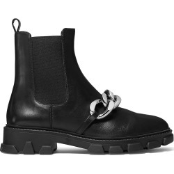 MICHAEL Michael Kors Scarlett Leather Booties found on Bargain Bro Philippines from Saks Fifth Avenue for $199.00
