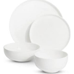 Oliver Bone China 32-Piece Dinnerware Set