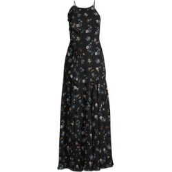 The York Floral Gown