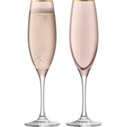 Sorbet Two-Piece Champagne Flute Set found on Bargain Bro India from Saks Fifth Avenue Canada for $38.28