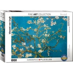 1000 Piece Puzzle (almond Branches In Bloom By Vincent Van Gogh) found on Bargain Bro Philippines from The Bay for $28.00