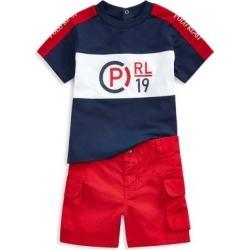Ensemble t-shirt et short cargo en coton pour bébé garçon found on Bargain Bro Philippines from La Baie for $40.50