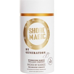 Shore Magic Hydrolyzed Marine Collagen Protein For Health & Beauty Unflavored Fine Powder