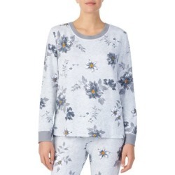 Flower Hour Pajama Top