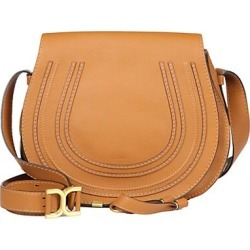Chloé Women's Medium Marcie Leather Saddle Bag - Tan found on Bargain Bro Philippines from Saks Fifth Avenue for $1490.00