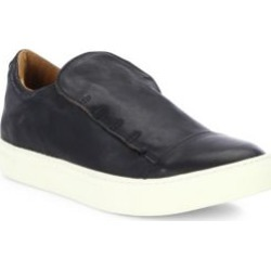 Reed Laceless Calfskin Low Sneakers found on Bargain Bro from Saks Fifth Avenue UK for £335