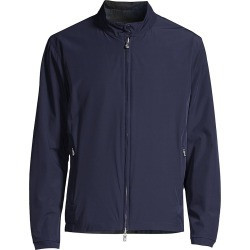 Peter Millar Men's Crown Reversible Camo Bomber - Navy - Size Small found on Bargain Bro from Saks Fifth Avenue for USD $226.48