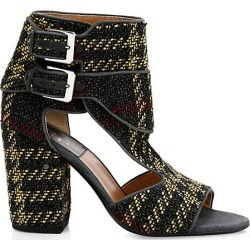 Laurence Dacade Women's Rush Ankle-Buckle Tartan Sandals - Size 35 (5) found on MODAPINS from Saks Fifth Avenue for USD $308.00