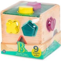 Wonder Wooden Cube Toy