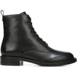 Nina Leather Combat Boots found on Bargain Bro UK from Saks Fifth Avenue UK