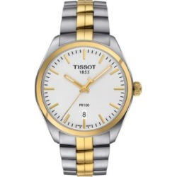 Analog PR 100 Two-Tone Stainless Steel Watch found on MODAPINS from The Bay for USD $475.00