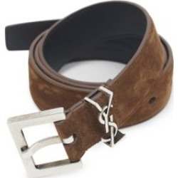 Logo Suede Belt found on Bargain Bro Philippines from Saks Fifth Avenue AU for $557.45