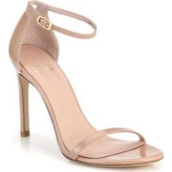 Nudistsong Patent Leather Sandals found on Bargain Bro India from Saks Fifth Avenue Canada for $415.96