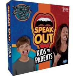 Speak Out Kids vs Parents Game - English Version