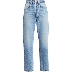 Agolde Women's 90s Mid-Rise Loose-Fit Jeans - Affair - Size 30 (8) found on MODAPINS from Saks Fifth Avenue for USD $198.00
