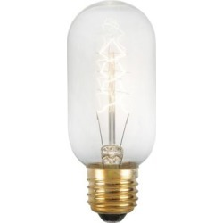 3-Pack Beacon Spiral 40W Clear Light Bulbs