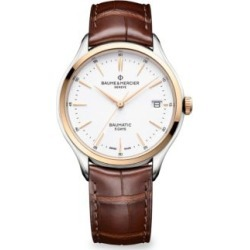 Clifton Baumatic Two-Tone Stainless Steel Alligator Strap Watch found on Bargain Bro India from Saks Fifth Avenue Canada for $3146.02