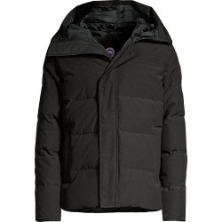 Canada Goose Men's MacMillan Parka - Black - Size Large found on MODAPINS from Saks Fifth Avenue for USD $895.00