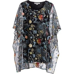 Zodiac Embroidered Lined Caftan found on Bargain Bro Philippines from Saks Fifth Avenue Canada for $350.67