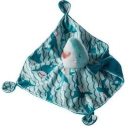 Baby Soothie Sweet Shark Security Blanket