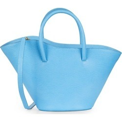 Small Tulip Lizard-Embossed Leather Tote found on Bargain Bro from Saks Fifth Avenue AU for USD $506.40