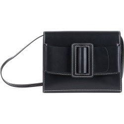 Boyy Women's Buckle Leather Crossbody Bag - Black found on MODAPINS from Saks Fifth Avenue for USD $332.50