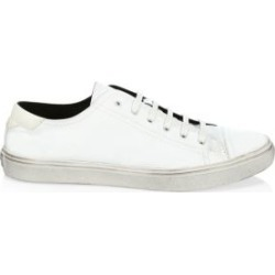 Distressed Leather Low-Top Sneakers found on Bargain Bro from Saks Fifth Avenue UK for £459