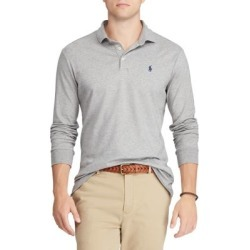 Classic-Fit Long-Sleeve Cotton Polo found on Bargain Bro India from The Bay for $67.26