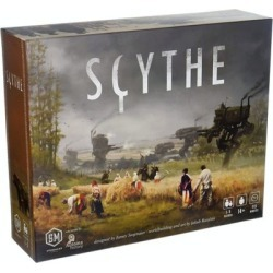 Scythe Board Game found on GamingScroll.com from The Bay for $112.00