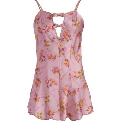 Morgan Lane Women's LoveShackFancy x Morgan Lane Tilly Floral Bubble Romper - Bayberry - Size Small found on MODAPINS from Saks Fifth Avenue for USD $248.00