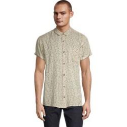Beach Boy Spot & Dot Print Shirt found on GamingScroll.com from The Bay for $79.00