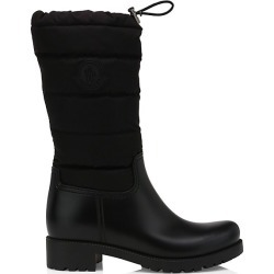 Ginette Drawstring Quilted Tall Boots found on MODAPINS from Saks Fifth Avenue UK for USD $528.72