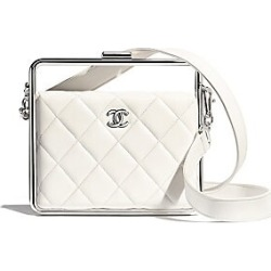 Chanel Clutch - White found on Bargain Bro Philippines from Saks Fifth Avenue for $4100.00