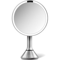 Stainless Steel Makeup Sensor Mirror found on Makeup Collection from Saks Fifth Avenue UK for GBP 175.6