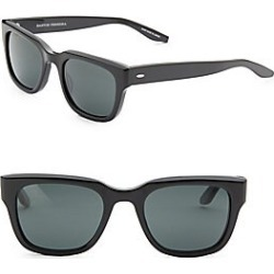 Barton Perreira Men's Stax 50MM Square Sunglasses - Black found on MODAPINS from LinkShare USA for USD $395.00