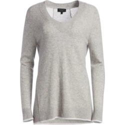 Yorke Cashmere V-Neck Sweater found on Bargain Bro India from Saks Fifth Avenue AU for $270.79