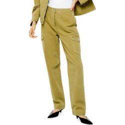 Denim Utility Jeans 30-Inch Legby Boutique