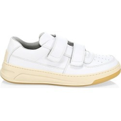 Acne Studios Men's Perry Grip Tape Leather Sneakers - White - Size 44 (11) found on MODAPINS from Saks Fifth Avenue for USD $380.00