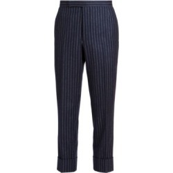 Classic Backstrap Chalk Stripe Trousers found on Bargain Bro India from Saks Fifth Avenue AU for $1303.43