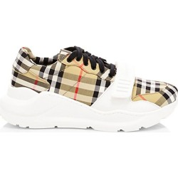 Burberry Women's Regis Chunky Sneakers - Antique Yellow - Size 36 (6) found on MODAPINS from Saks Fifth Avenue for USD $590.00