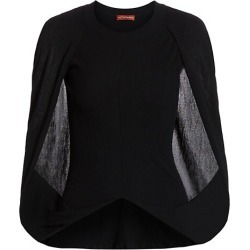 Buttercup Wrap Cape Top found on Bargain Bro from Saks Fifth Avenue Canada for USD $637.12