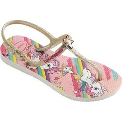 Havaianas Little Girl's & Girl's Freedom My Little Pony Sandals - Pink - Size 9 (Toddler) found on MODAPINS from Saks Fifth Avenue for USD $28.00