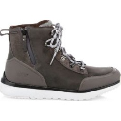 Caulder Leather Outdoor Boots found on MODAPINS from Saks Fifth Avenue AU for USD $101.41